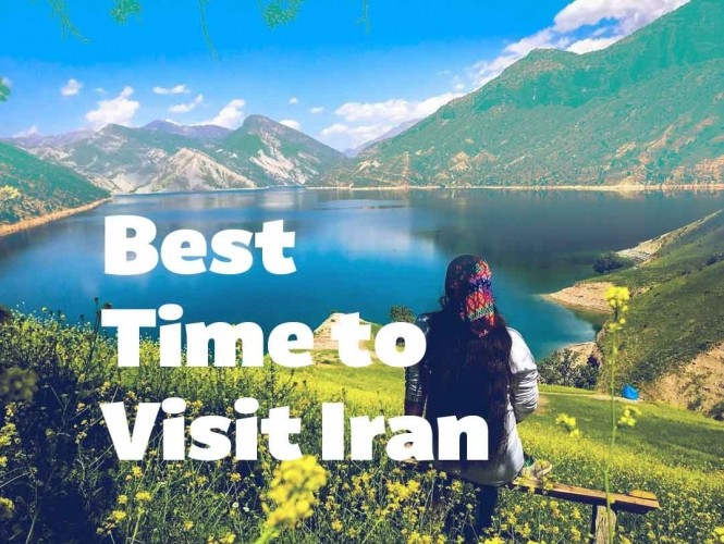 Iran weather and touristic seasons