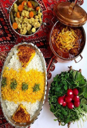 Persian gastronomy (full immersion)