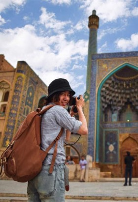 photography in Persia